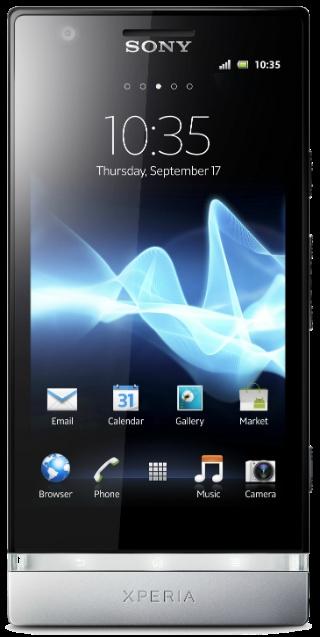 #Sony Xperia U (ST25i)