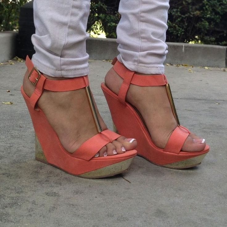 Shoes My Happy Feet Pinterest Wedge Sandals