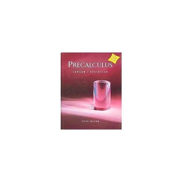 precalculus textbook ❤ liked on Polyvore featuring books, textbooks, school and school books