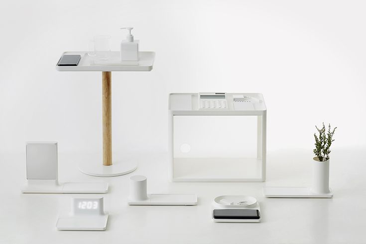 PESI studio integrates wireless charging technology into everyday furniture pieces