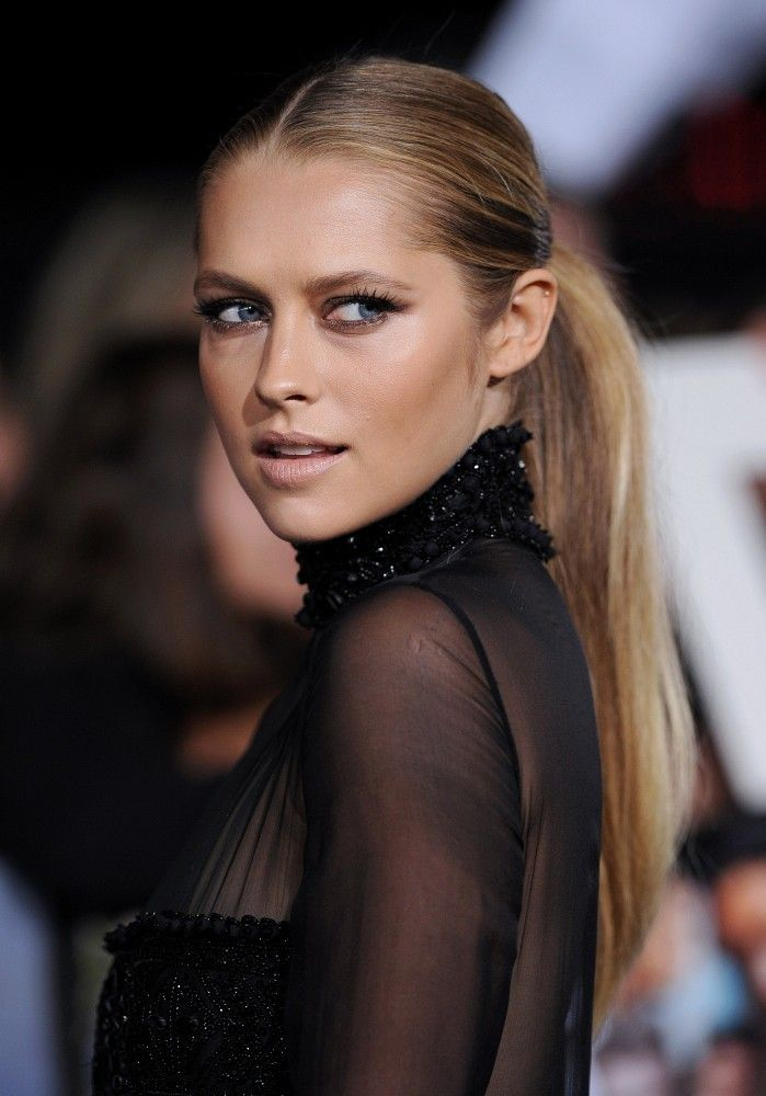 Teresa Palmer Inspiration for Princess Keturah
