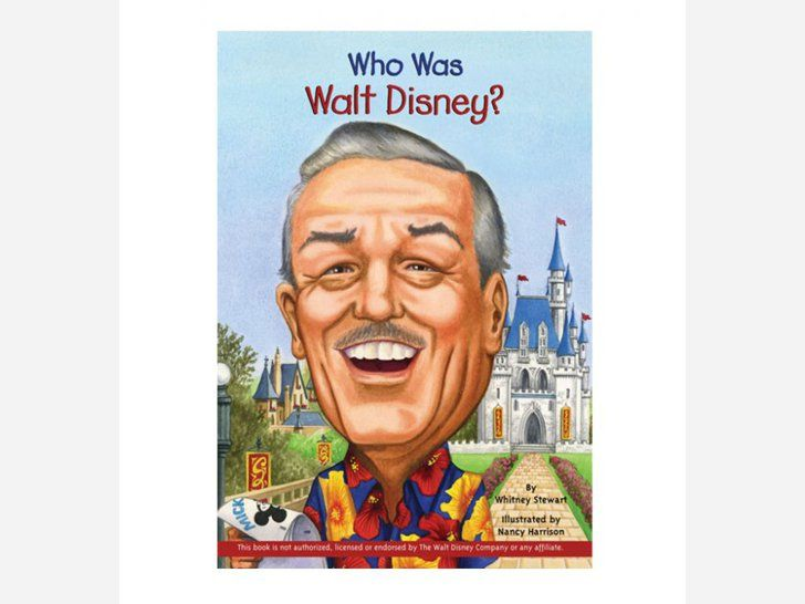 Pin for Later: A Mom-Author Picks Her Favorite Children's Books Who Was Walt Disney?