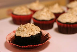Irish Coffee Cupcakes Are Full of St. Patrick's Day 'Spirit'