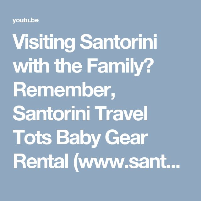 Visiting Santorini with the Family? Remember, Santorini Travel Tots Baby Gear Rental (www.santorinitraveltots.com) and MomAboard can help you plan your trip today: #santorinitraveltots #summer2017 #momaboard #mombassador #familytripplanners #lessismore