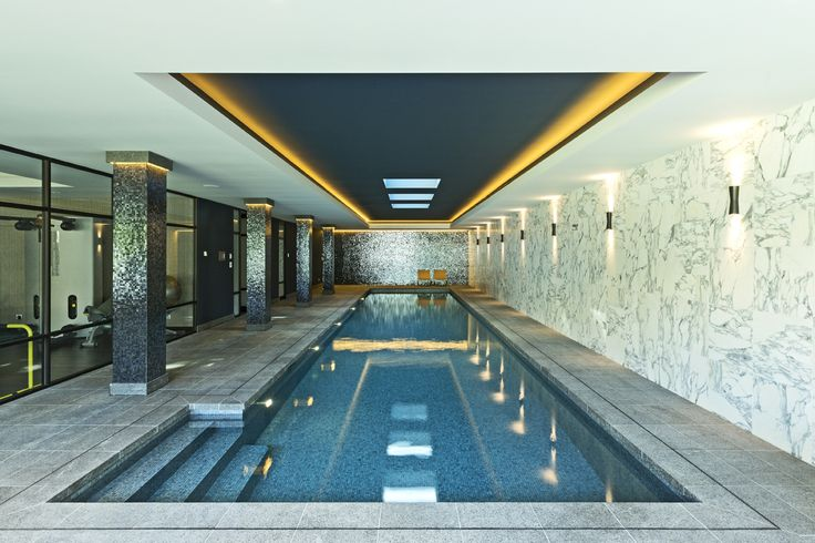 Indoor Pool, Toorak - Neptune Pools