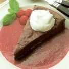 Chocolate Decadence Recipe - substitute cornstarch in for flour to make this gluten-free