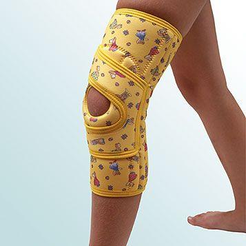 OR 36 - Ortéza kolenního kloubu se stabilizací pately