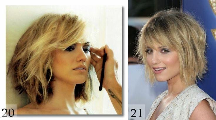 Blog o włosach. Pielęgnacja włosów cienkich i delikatnych: Najlepsze fryzury dla cienkich włosów | Krótkie (do ramion)