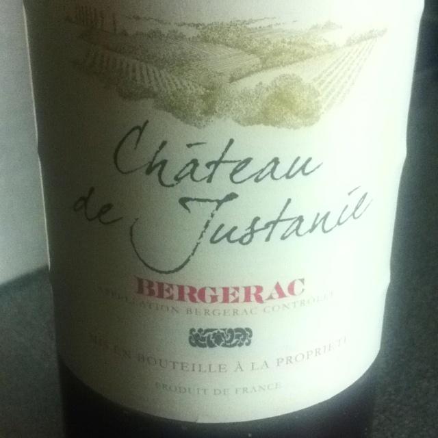 Opvallend lekker. 2 augustus 2012. Uit de Bergerac. ****