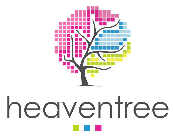 Heaventree - Digital Logo Design