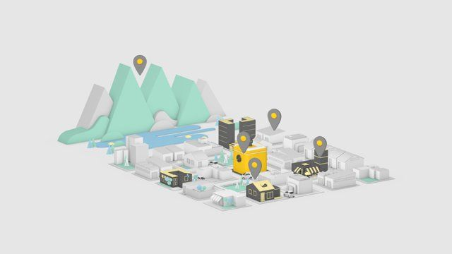 Prosegur, a security company with base in Latin America and Europe, contacted us to develop his new communicational style for they promo videos.   From the script thru general graphic style, to characters design, we looking for a communication mood that could transmit clear, easy and friendly concepts, without references to possible accidents, unfortunate events or sinister situations.  This is the first of various promotional videos that we are development.  Stay tooned, coming soon ...