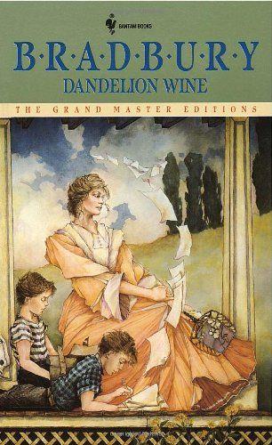 Dandelion Wine (Grand Master Editions) by Ray Bradbury http://smile.amazon.com/dp/0553277537/ref=cm_sw_r_pi_dp_bXBCvb0BFAVKS