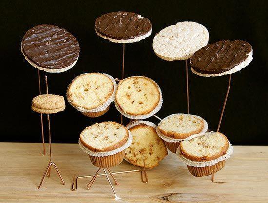 Batteria di Muffin... un dolce sound!