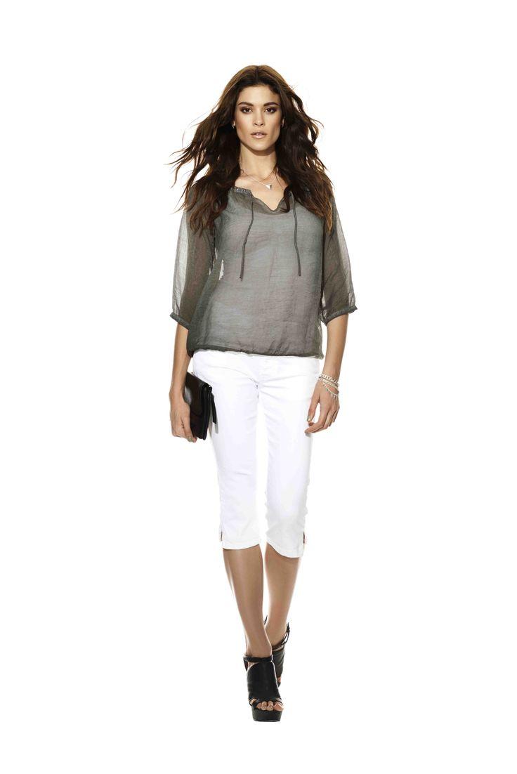 soyaconcept - top - blouse - pants - jeans