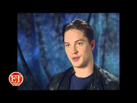 Tom Hardy ET - Star Trek interview. His voice...