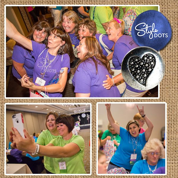 Selfie opportunities abounded at Conference 2015! Cant wait for 2016 Conference in Vegas!! https://shanette.styledotshome.com/become-a-partner