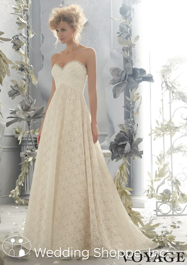 Voyage by Mori Lee Bridal Gown 6781