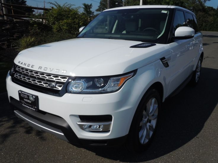 New 2014 Land Rover Range Rover Sport  N1453 in MA | Greater Boston Land Rover Dealer