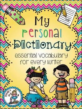 This is an essential resource in every primary classroom! This resource is a combination of essential vocabulary already typed in and space for students to personalize their dictionary with their own relevant words. I teach and refer to my word wall all the time, however, I found that some of my early writers had trouble copying off the board.