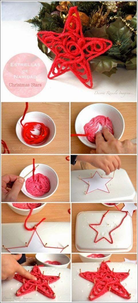 blog de decoração - Arquitrecos: Tutoriais de Natal Parte 01: Enfeites para a casa e para a mesa