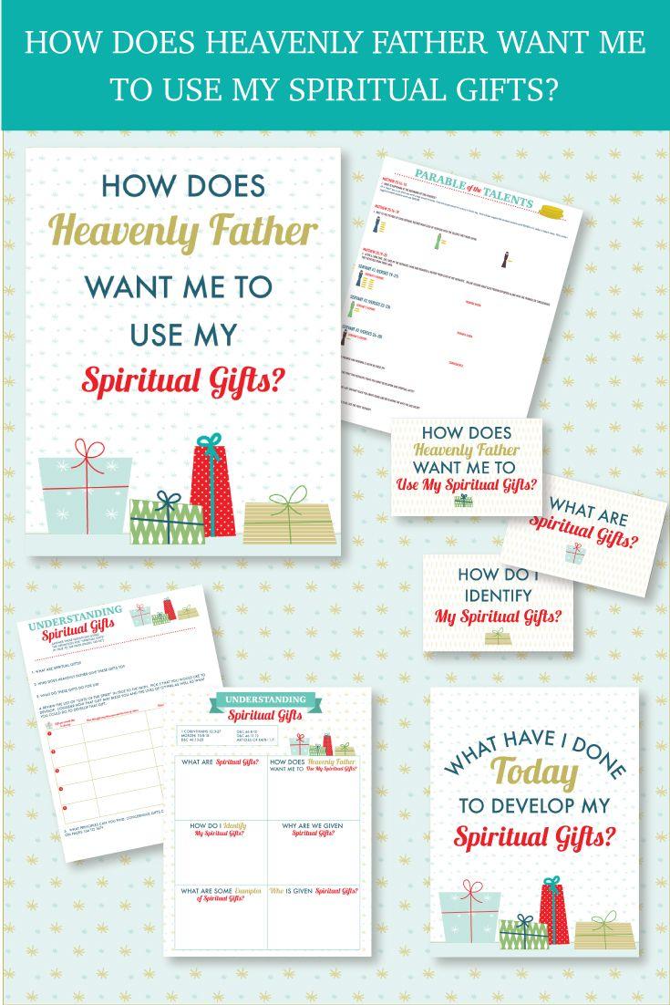 Spiritual Gifts Teaching Ideas & Bible Studies