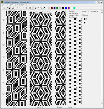 Miriam Nahapetyan 17 around  Variations on this pattern are on Mariam's extensive pattern page