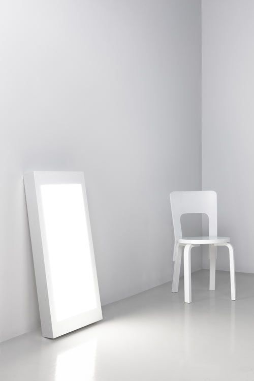 """""""white"""" lighting by Ville Kokkonen/Artek"""