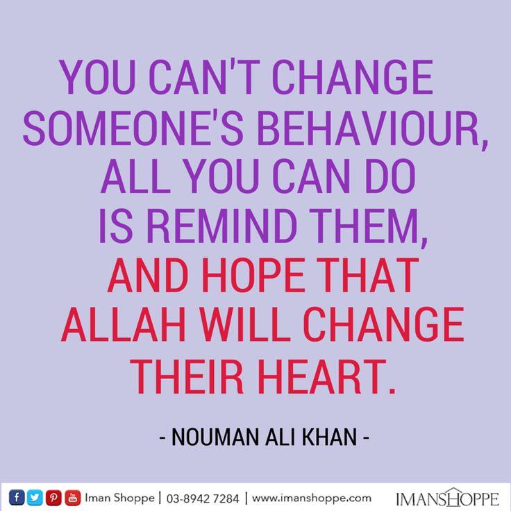 Kita tak boleh mengubah manusia, apa yang kita boleh buat adalah sentiasa mengingati mereka dan berdoa kepada Allah supaya diberi hidayah!   ~ Retweet & Share ~