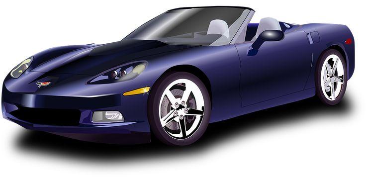 Korvet, Sportsvogn, Racerbil, Roadster, Bil, Automobil