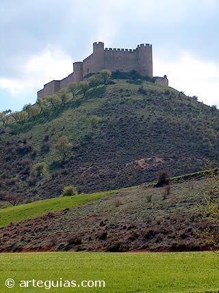 Castillo de Jadraque - Guadalajara, España