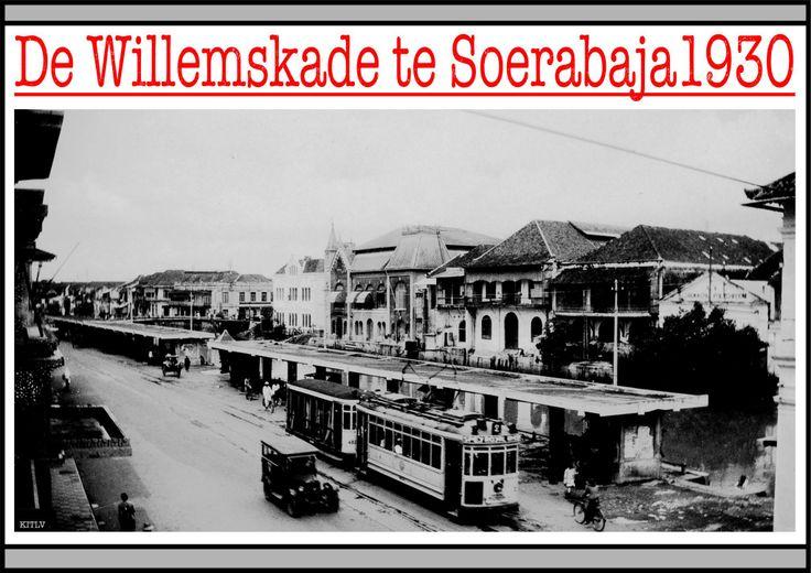Foto Jl Veteran Soerabaja tahun 1930 #SurabayaTempoDulu