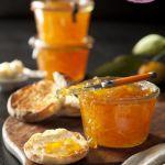 Confettura di Melone Cantalupo (a rete)