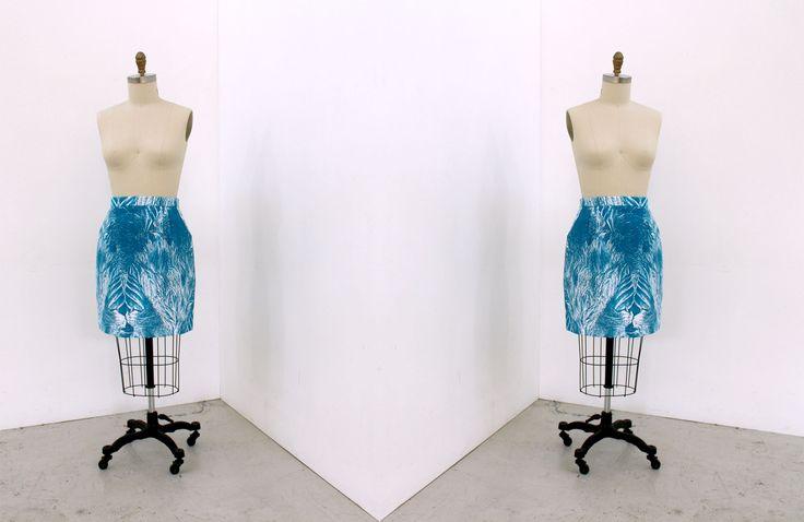 Tulip Skirt : Lion