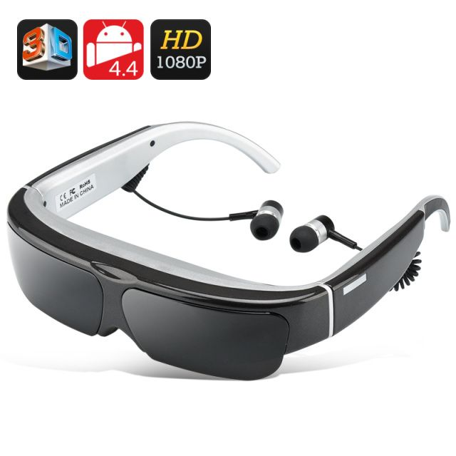 3D Glasses see the world in a new way. - IAMGADGETBOY.com