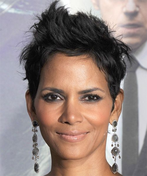 short textured hairstyles for women over 40 | Description