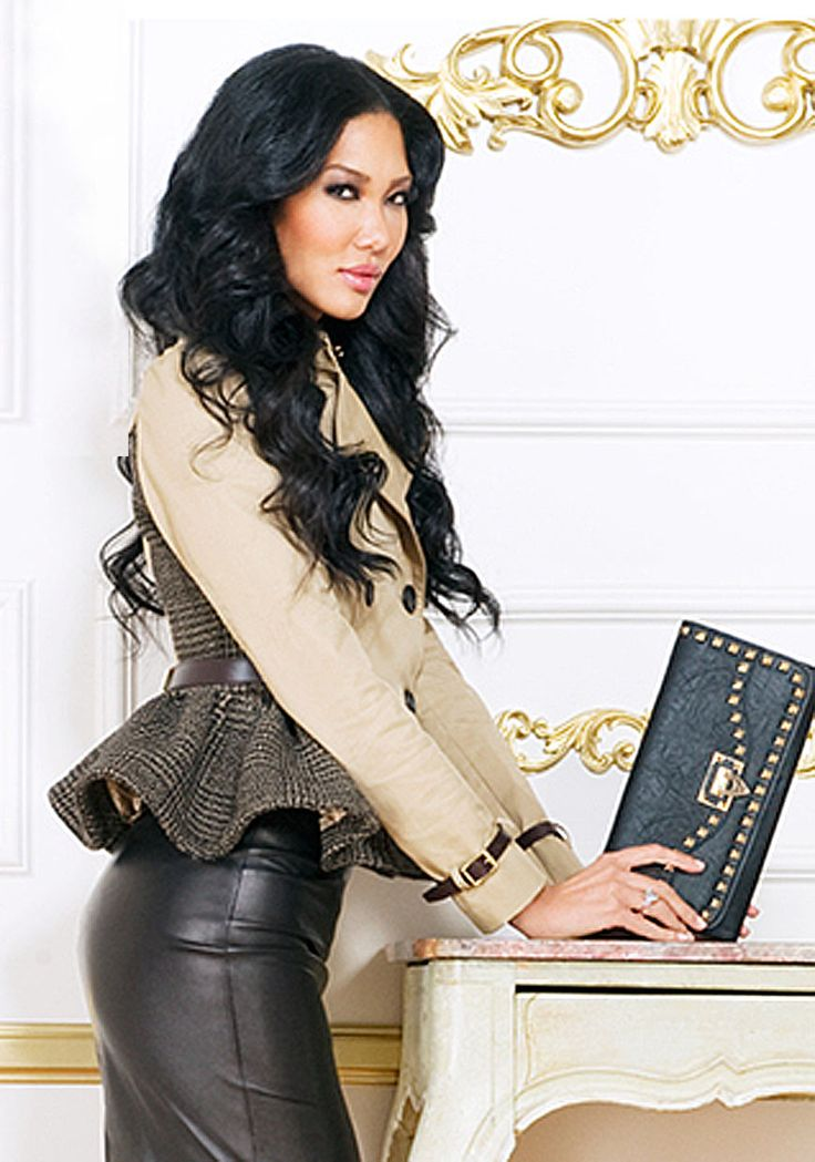 Chatter Busy: Quotes By Kimora Lee Simmons