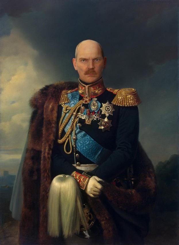 Portrait - Onkel