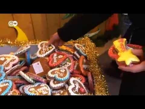 Deutsch lernen mit Videos: Wie wir Weihnachten feiern (from DW-Learn German)