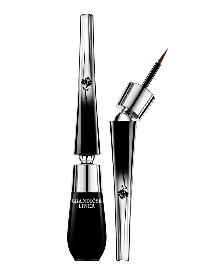 Lancome Grandiose Bendable Liquid Liner DetailsEasy at every angle, a 35 degree bendable wand allows for the most precise & easy to apply liquid liner looks The bent wand allows for precise & direct a