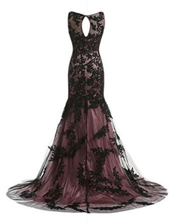 Lace Prom Dress,Long Prom Dresses,Charming Prom Dresses,Evening Dress Prom Gowns, Formal Women Dress on Luulla