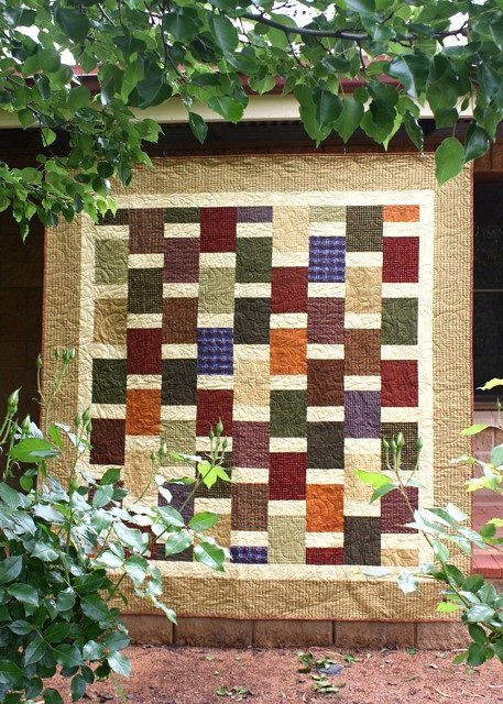 38 Best Images About Masculine Quilts On Pinterest