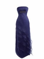 Vestido de fiesta, colección Couture Club 2013. Modelo 293