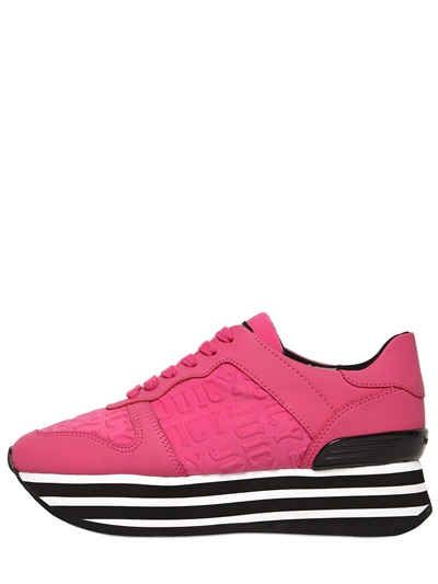 40mm Xenda Embossed Neoprene Sneakers Juicy Couture Source: http://www.closetonthego.com/e-shop-product/240868/40mm-xenda-embossed-neoprene-sneakers/ © Closet On The Go