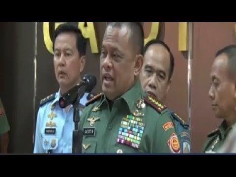 Dinilai Lakukan Manuve Politikr, Panglima TNI Jenderal Gatot Nurmantyo D...