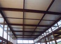Telha isolante termo acústica Isocobertura - PUR - Panisol - Telhas Térmicas e Painéis Isolantes