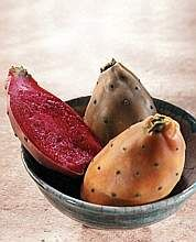 - Fico d'India , cactus fruits from Sicily Italy