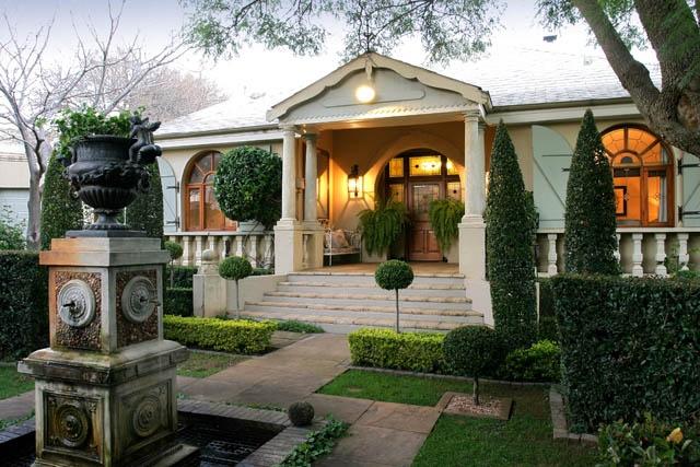 Morrells Farmhouse, Johannesburg.