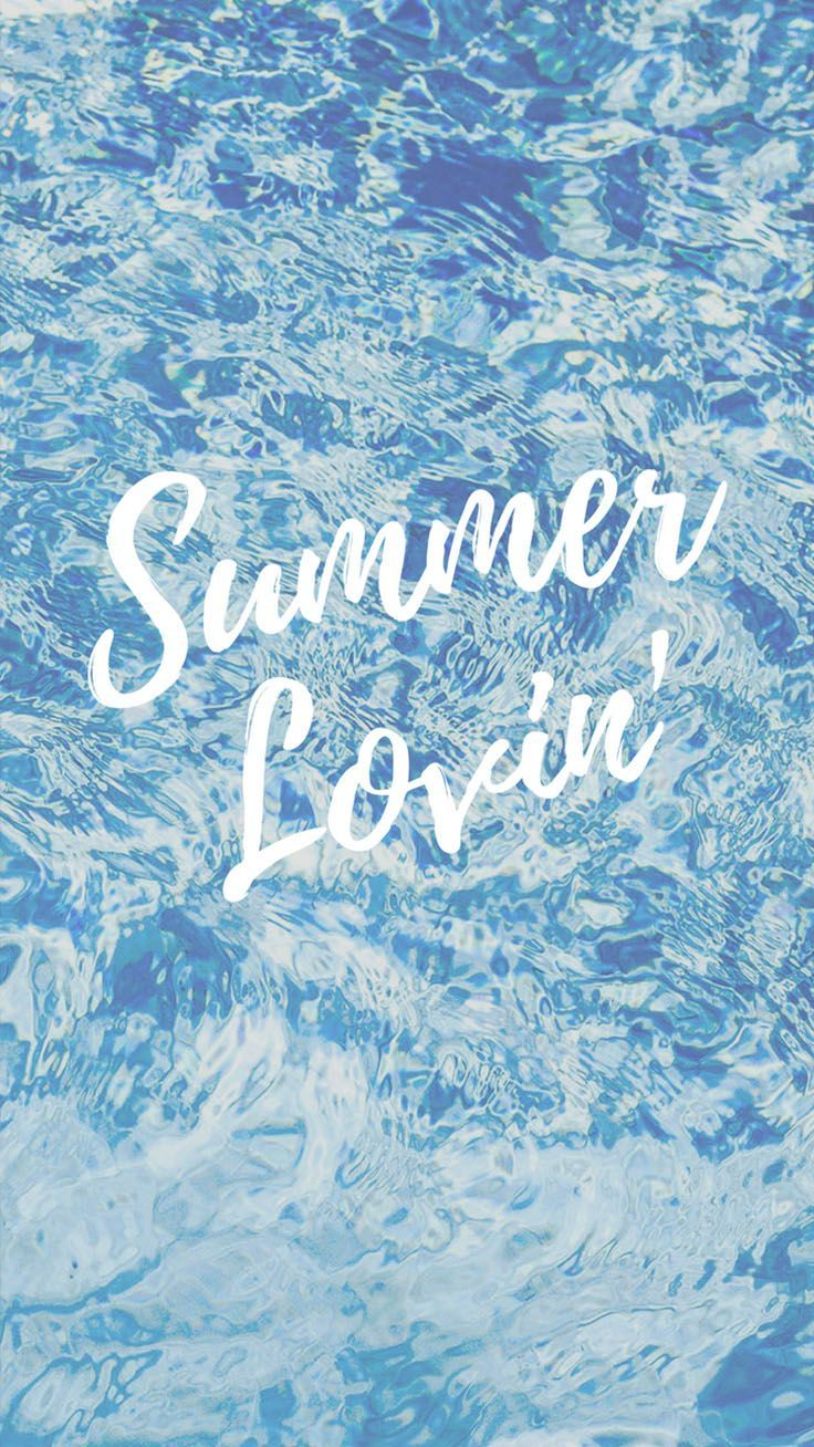 Summer Lovin Quotes Iphone Wallpaper Collection Cute Summer Wallpapers Blue Wallpaper Iphone Apple Watch Wallpaper