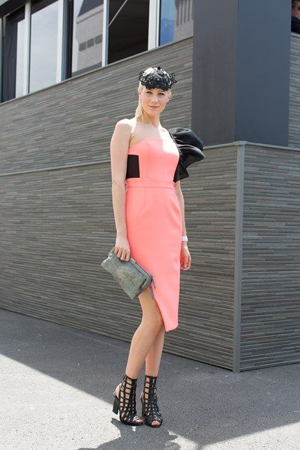 Zoe Demkiw at Emirates Stakes Day 2014