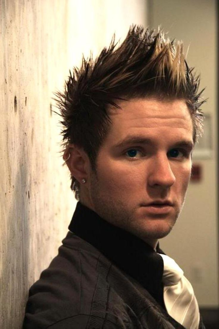 Spiky Hairstyles For Men 2016 Hair Style Boy Hair Style